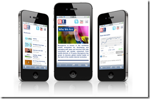 b-mobile-site