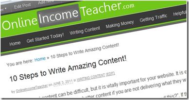 monetize website dengan tutorial online