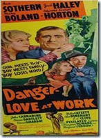 DANGER-LOVE AT WORK