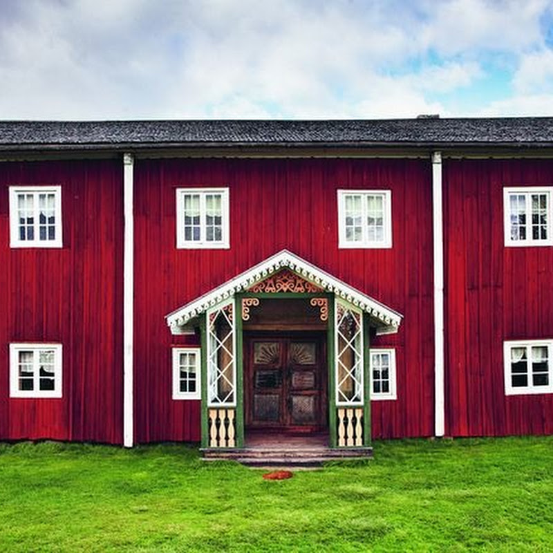Decorated Farmhouses of Hälsingland