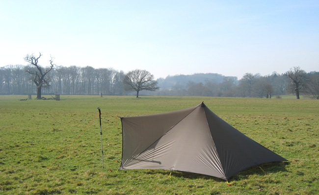 PITCH & STRIKE A HIKE TENT - 2