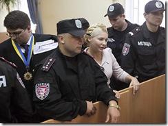 Julia Timosjenko inför rätta {AF119820-ED56-40A9-A9E3-09CAD5936696}Picture