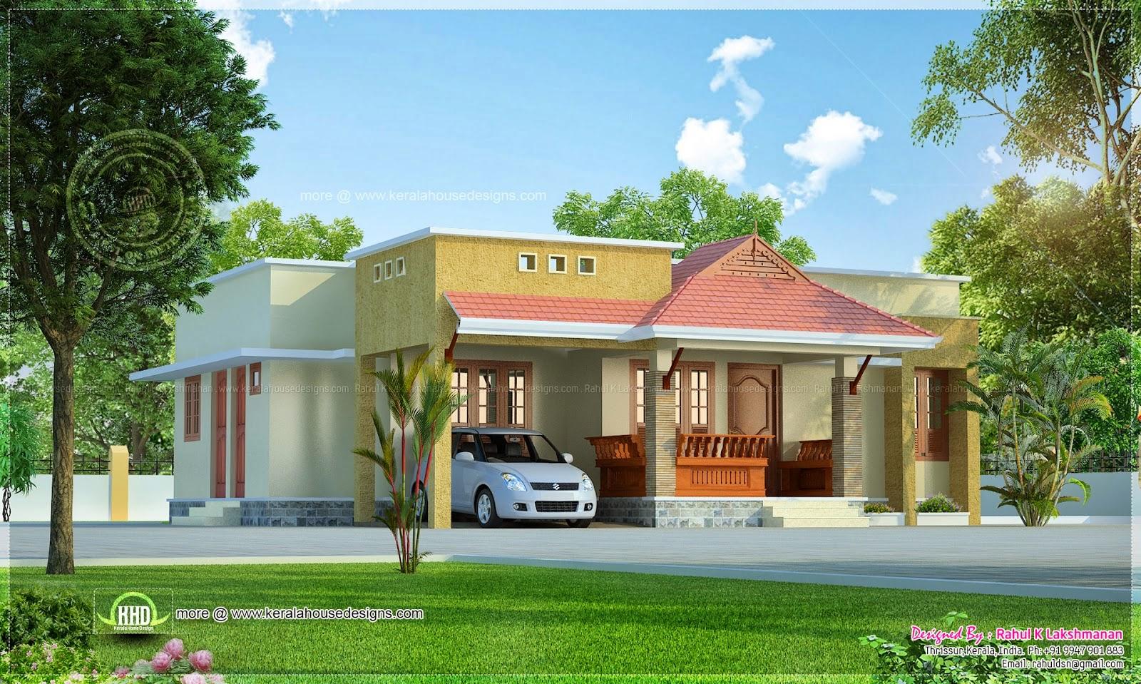 Design a home for Simple home designs kerala