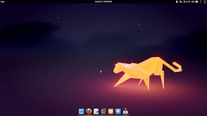 Pantheon Desktop Enviroment su Ubuntu