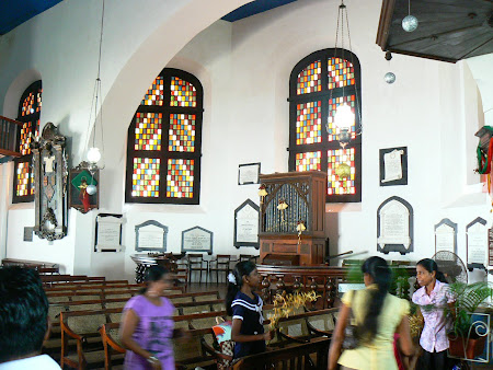 Sights of Galle: The reformed Dutch Church
