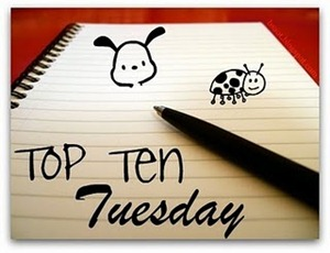 Top Ten Tuesday