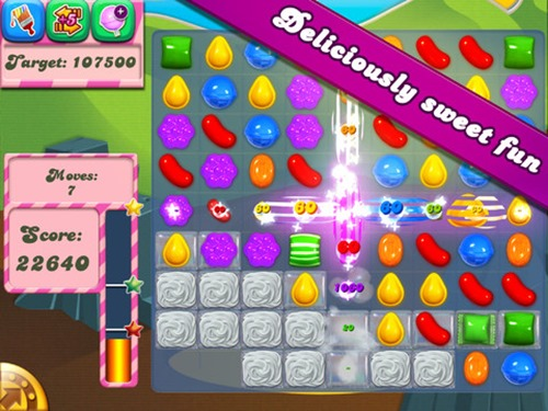 Candy Crush Saga is completely free to play but some in-game items such as extra moves or lives will require payment.