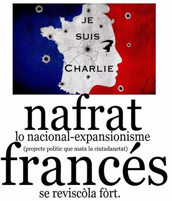 nacionalisme francés simbòl debuta d'annada 2015