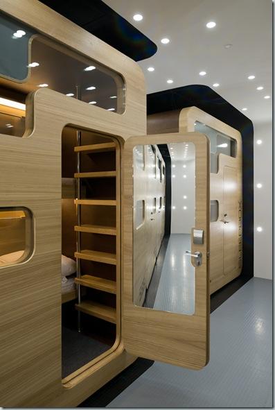 Mini habitaciones para dormir 5