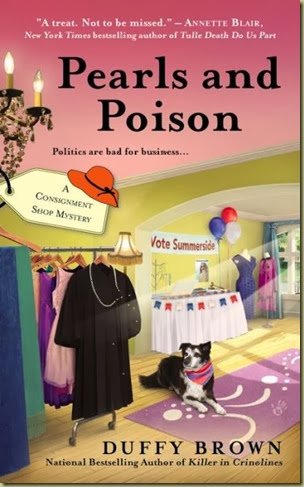 Pearls and Poison cover