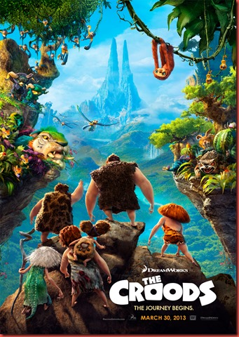 Croods Teaser One Sheet