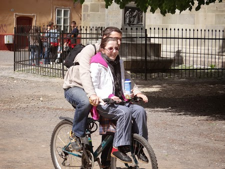28. Bicicleta in Brasov.JPG