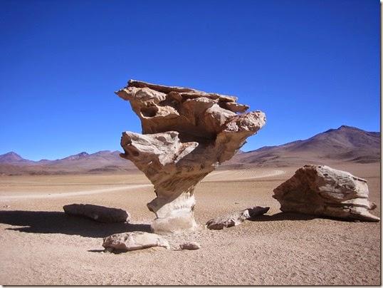 Algunas de las maravillas de Bolivia