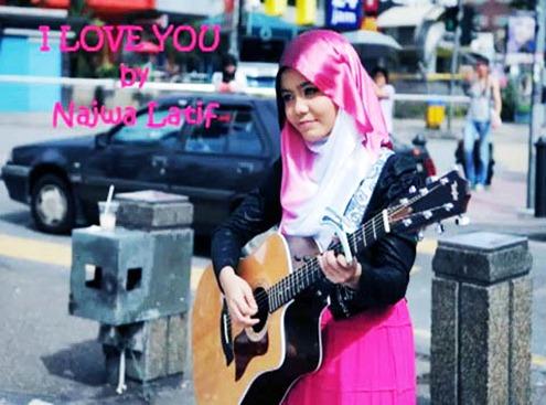 najwa latif_i love you lirik