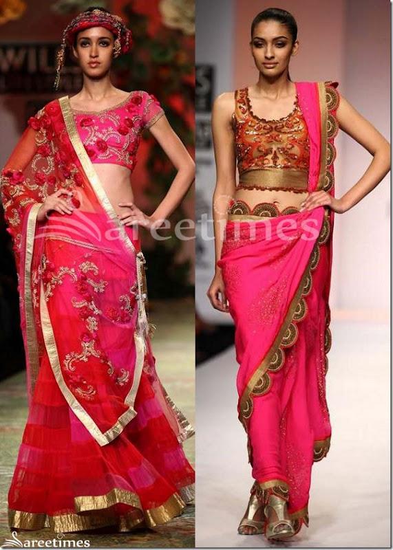 Pink_Designer_Sarees