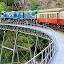 We're Going On A Train - Oak Beach, Australia