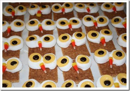 owl cookies 016
