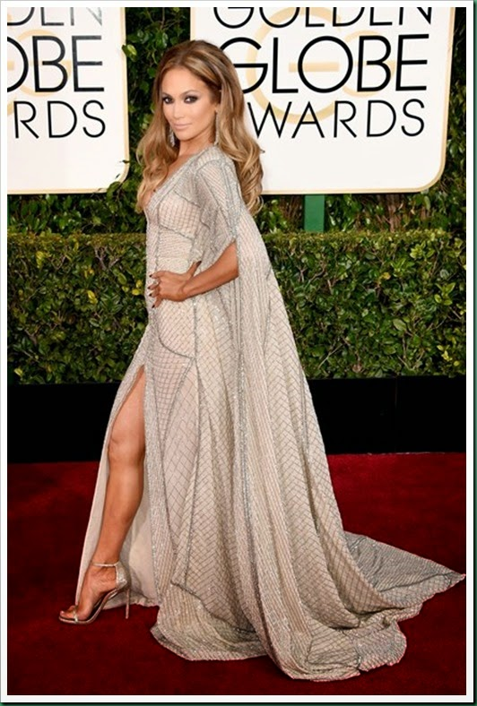 jennifer lopez at 72nd Golden globes