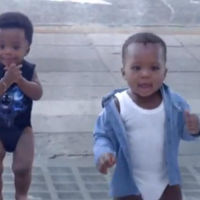 El nuevo comercial de Evian y sus bebés bailarines