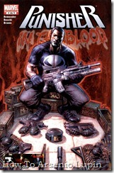 P00002 - Punisher - In the Blood #2