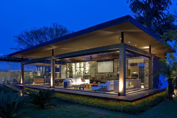 Moderno loft sostenible inspirando en la bauhaus brasil - Bauhaus iluminacion interior ...
