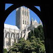 View of National Cathedral Church
