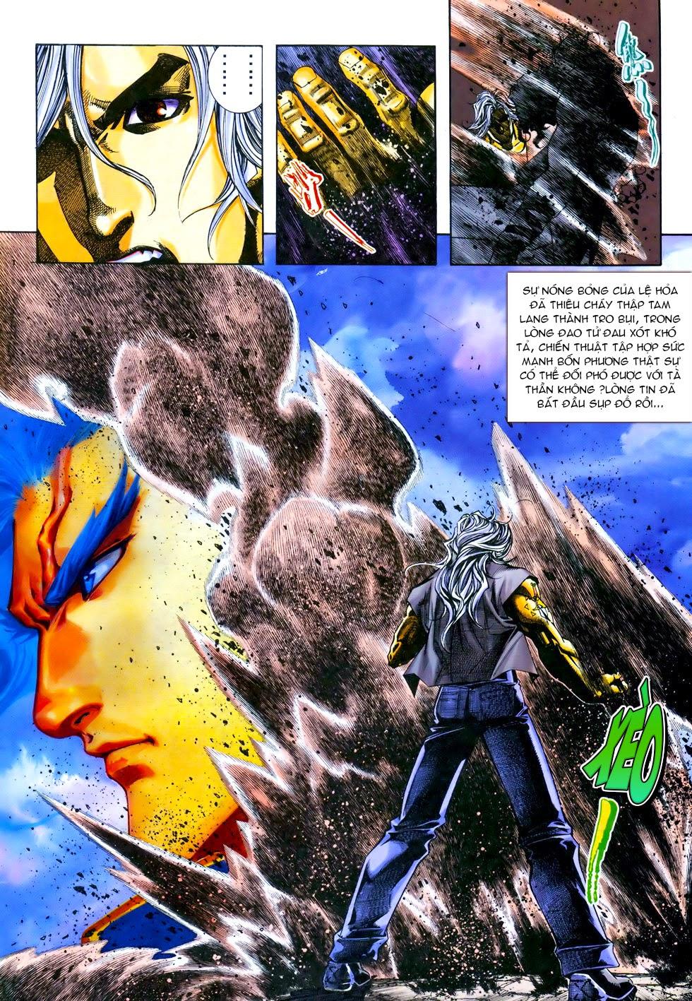 X Bạo Tộc chap 67 - Trang 4