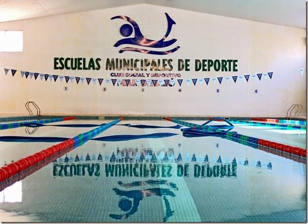 Natatorio Municipal - Club Social y Deportivo Mar de Ajó