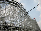 """I'm sure many of you will INSIST upon riding the montana rusa (""""russian mountain"""" aka roller coaster) as soon as you get down here for a visit"""