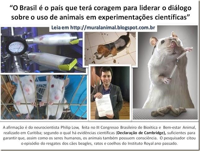 O Brasil é o país que terá