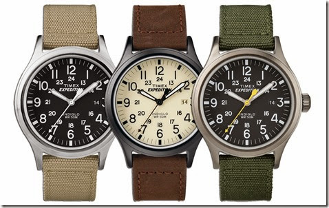 Timex Expediton Scout