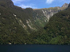 Jan 15 - Hanging Valley, Doubtful Sound, NZ