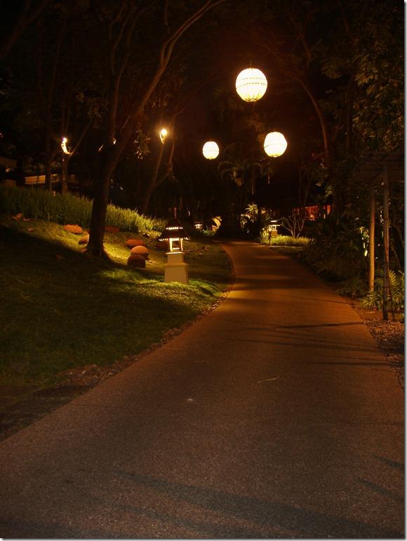 浪漫的夜晚