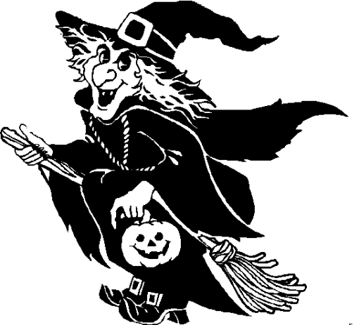 Halloween_witch_flying_Black_White_Clipart-1md