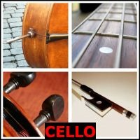 CELLO- Whats The Word Answers