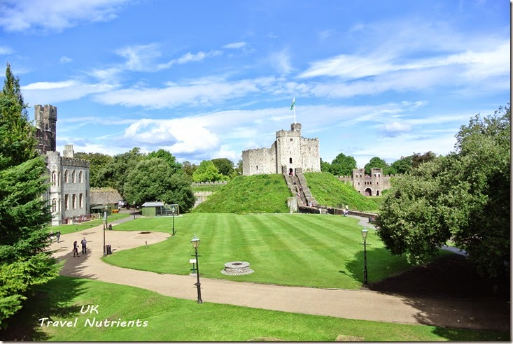 Cardiff Castle 卡地夫城堡  (37)