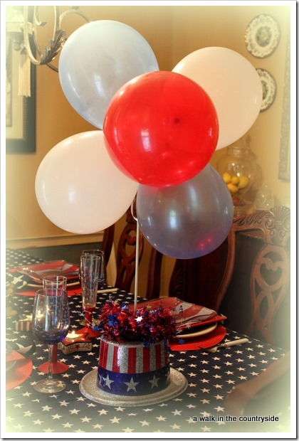DIY Balloon Topiaries