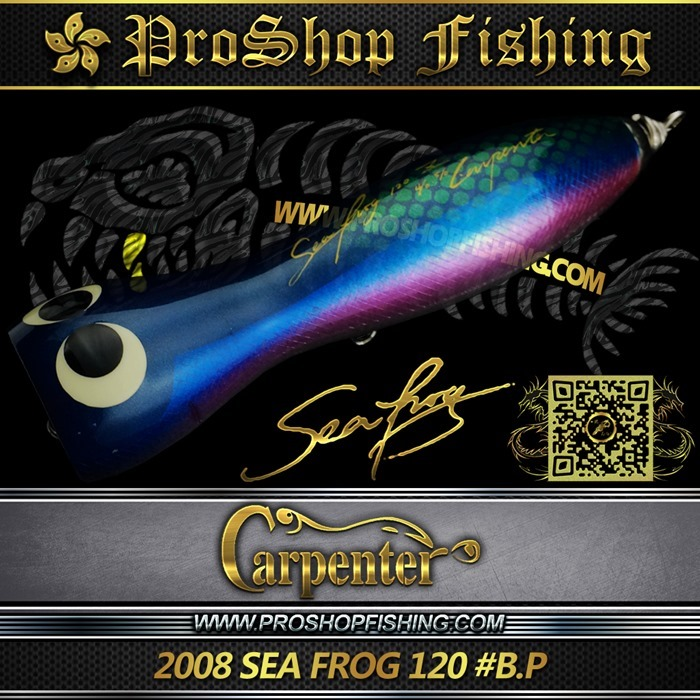carpenter 2008 SEA FROG 120 #B.P.5