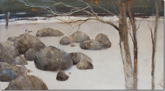 en la orilla-Alexander-Zavarin-ENKAUSTIKOS
