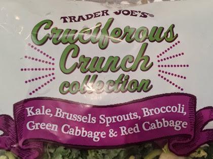 Trader Joes Cruciferous Blend