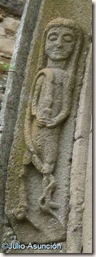 La lujuria - San Miguel de Olcoz