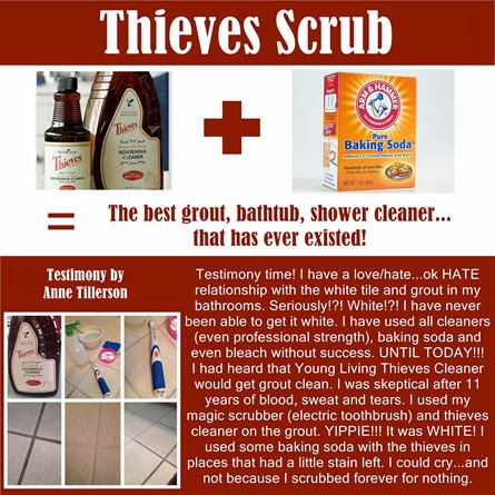 Thieves Cleaner testimony