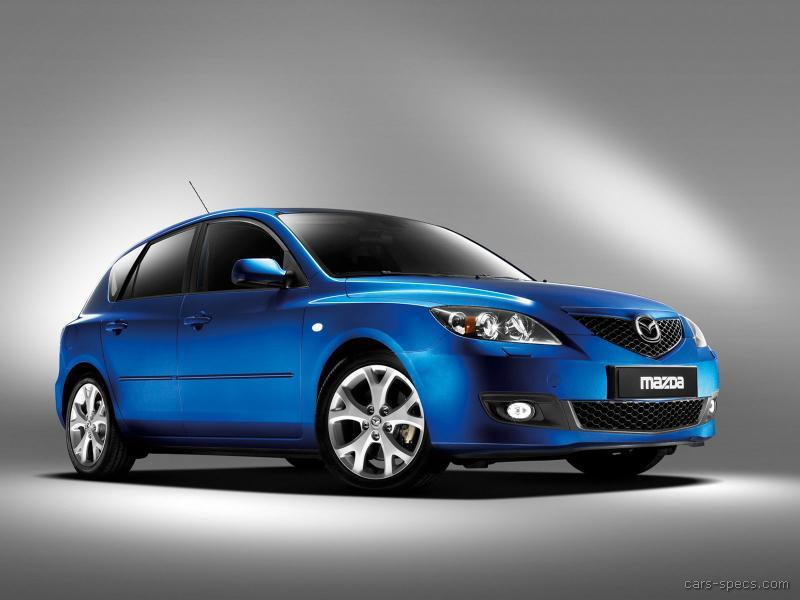 2006 mazda mazda3 hatchback specifications pictures prices. Black Bedroom Furniture Sets. Home Design Ideas