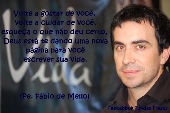 Tag Frases Do Padre Fabio De Melo De Conforto