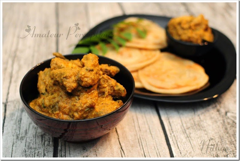Curry Leaf chicken curry 7