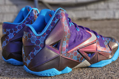 nike lebron 11 gr summit lake hornets 5 03 Summit Lake Hornets Nike LeBron 11 Arriving at Retailers