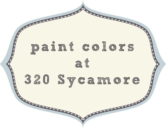 paint colors at 320