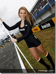 Paddock Girls Gran Premio bwin de Espana  29 April  2012 Jerez  Spain (27)