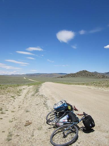 Dirt and the desert