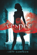 Cover of Vesper by Jeff Sampson